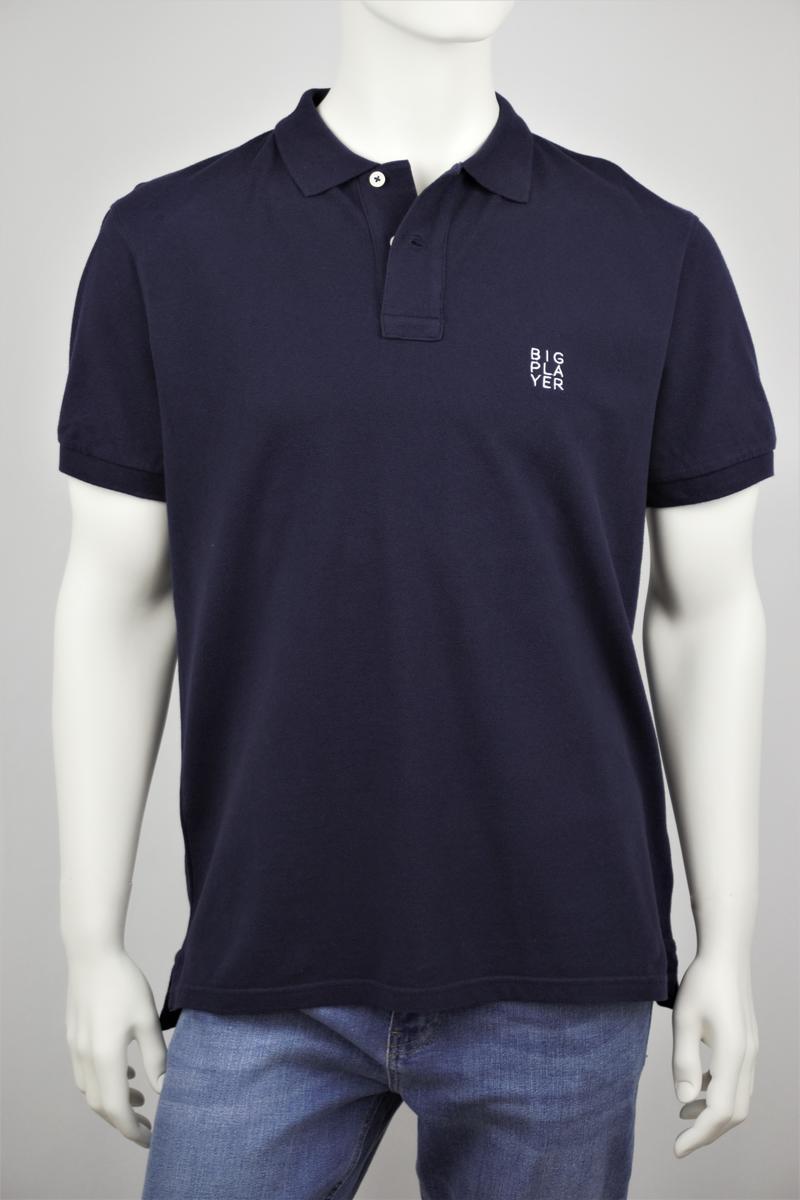 Mesh Polo Shirt