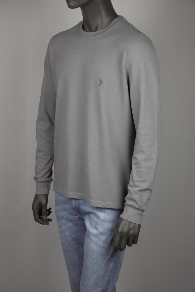 Casual-Fit Longsleeve T-Shirt