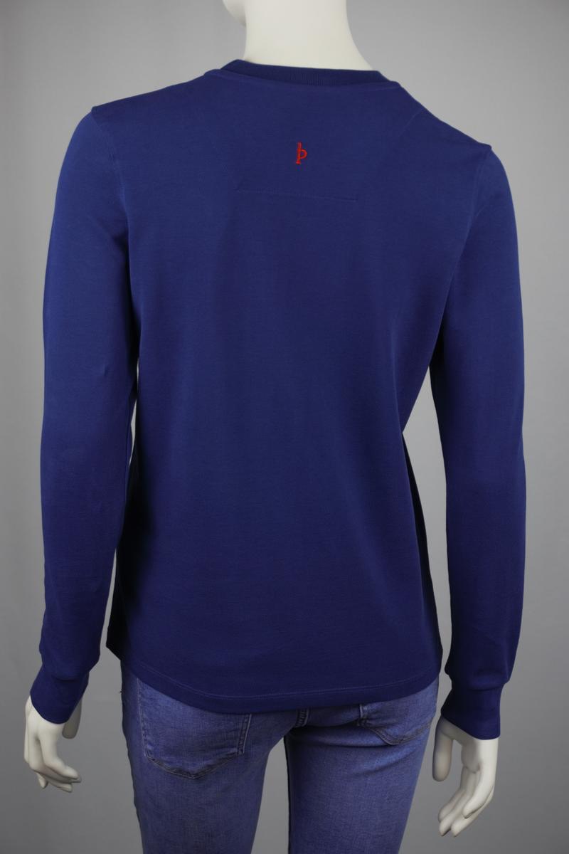 Longsleeve Piqué T-Shirt